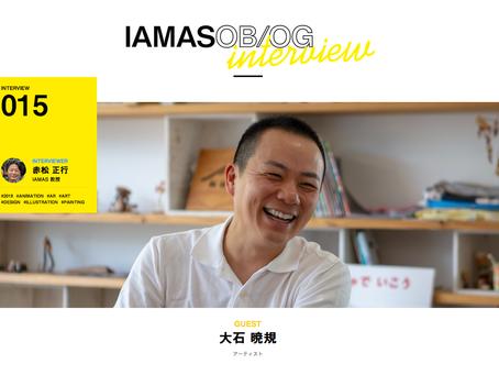 interview of OB/OG @ IAMAS