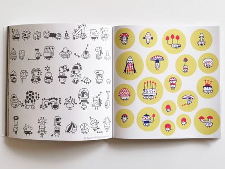 Stickerbook from France