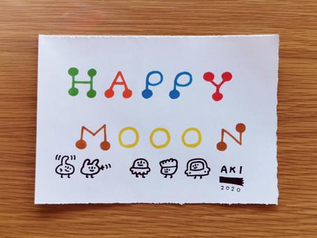 Happy Moon 2020