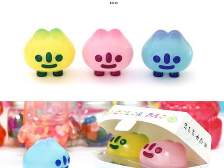 """""""Aki Color Bao"""" online store Unbox"""