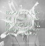 wedding waste