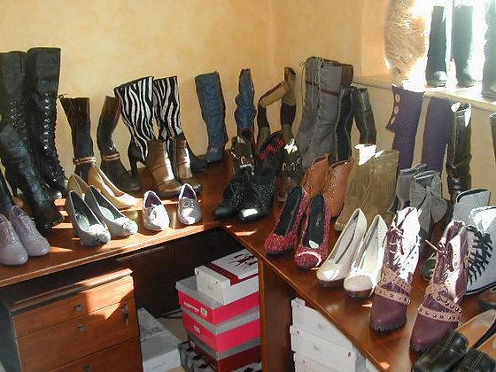 Shoes 15.000 pz