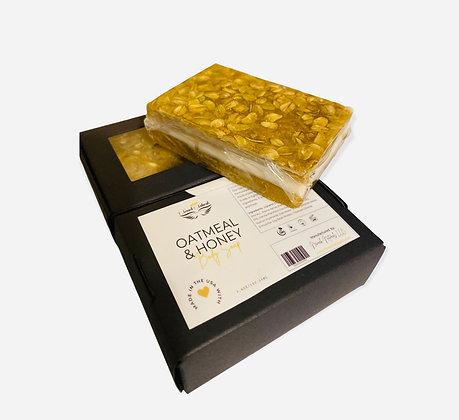 Oatmeal & Honey Body Soap