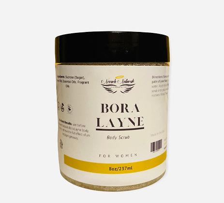 Bora Layne Body Scrub