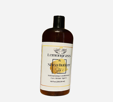 Lemongrass & Shea Butter Moisturizing Conditioner