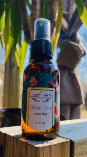 Citrus Love Linen Spray