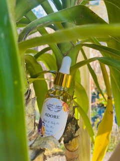 Adore Bath & Body Oil for Her