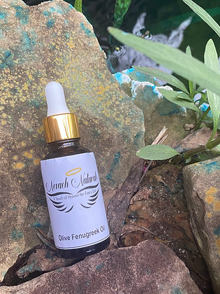 Olive Fenugreek Oil
