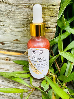 Sweet Shimmer Body Oil