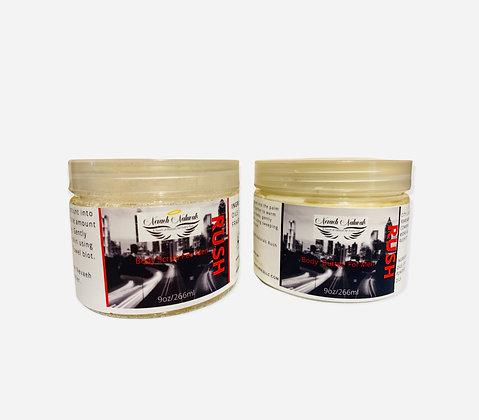 Rush Body Scrub & Body Butter Set
