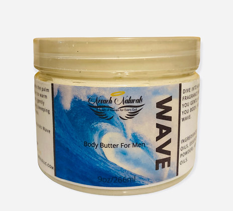 Wave Body Butter For Him