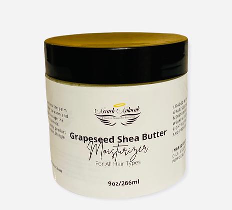 Grapeseed Shea Butter Moisturizer