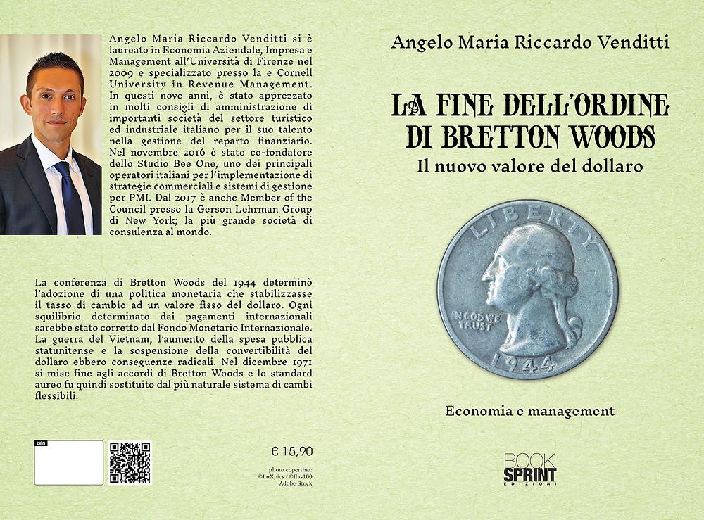 Angelo Venditti autore del libro