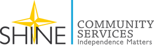 SHINE Community Services Logo