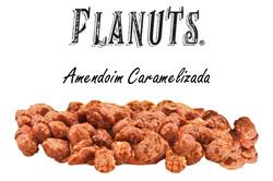 Amendoim Caramelizada