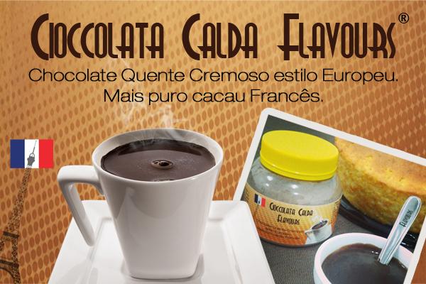 Cioccolata Calda Flavours