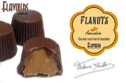 Flanuts ® - Bombom Recheado