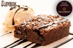 Brownie para Sorvete