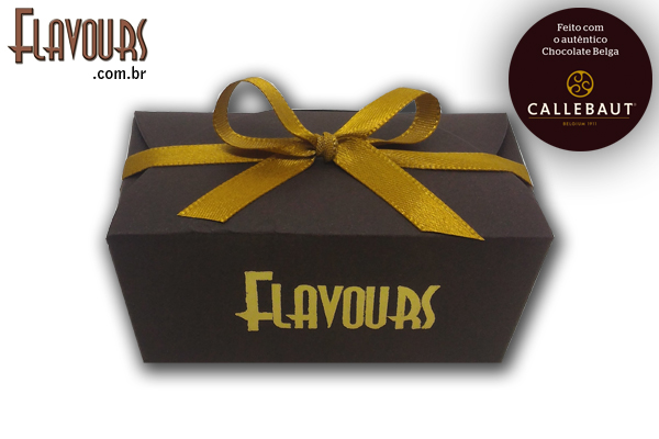 Brigadeiro - Caixa Baú com 2