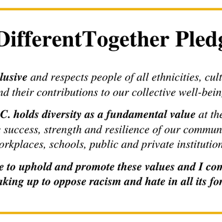 WGC pledges to be #DifferentTogether