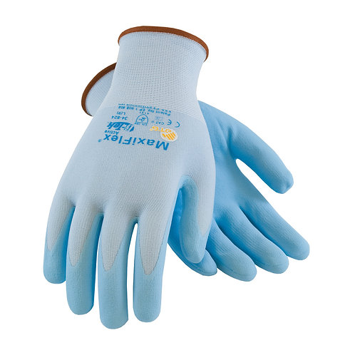 MaxiFlex® Active Blue Foam Nitrile