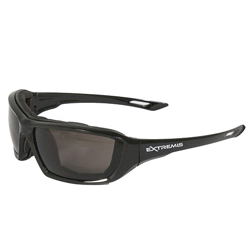 EXTREMIS™ Smoked Lens Black Frame