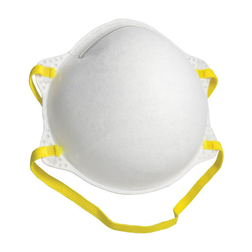 N95 Cone Respirator without Valve  20 Masks/Box