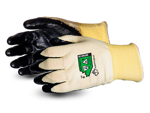 Dexterity® 18-Gauge Flame-Resistant Arc Flash Gloves with Neoprene Palms