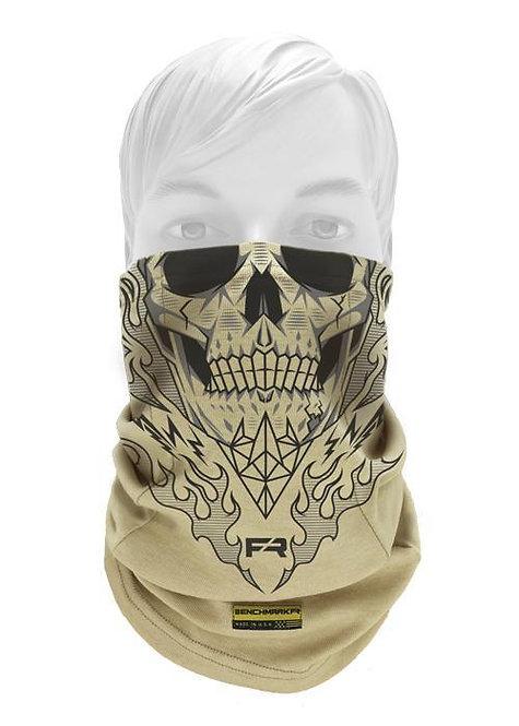 FR Geo Skull Face Muffler
