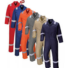 Iona Cotton Coverall - C814