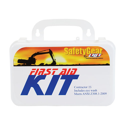 PIP  Contractor 25 Person First Aid Kit