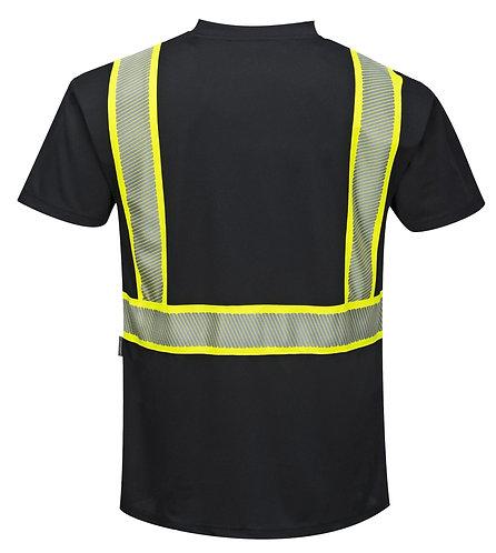 S396-Portwest Iona Xtra Short Sleeved T-Shirt