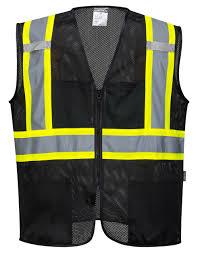 US391- Portwest Iona Xtra Mesh Vest