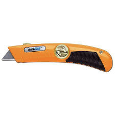 QBS-20 Spring Back Safety Knife