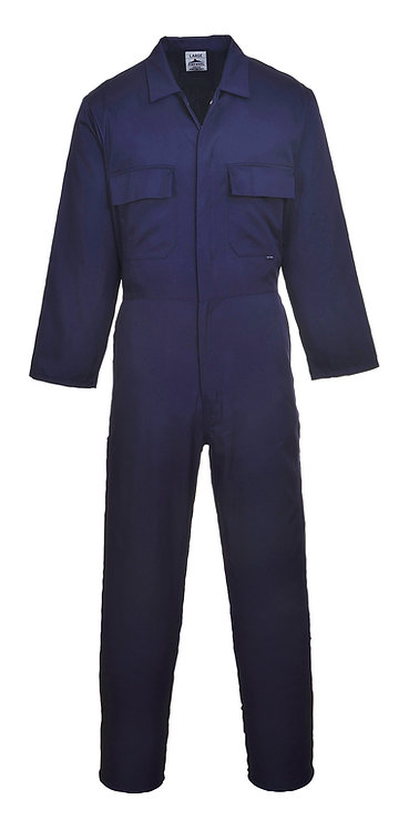 Euro Work Polycotton Coverall - S999