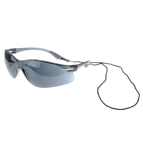 PASSAGE™ Smoked Lens & Frame Safety Glasses