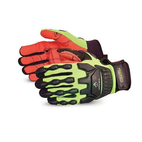 Clutch Gear® Anti-Impact Oilfield Glove with Armortex® Palms