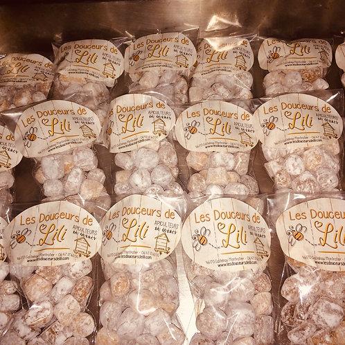 Bonbons sève de pin
