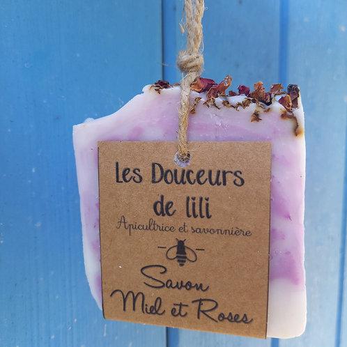 savon Rose du Quercy