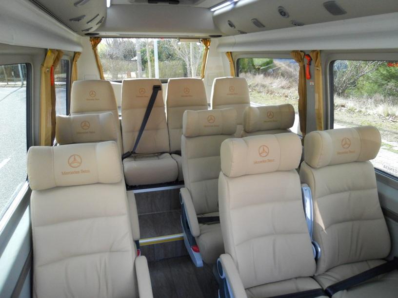 Microbús Corvi Diplomatic Carbus.net