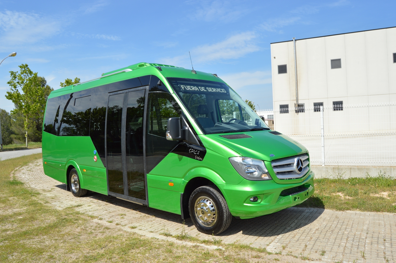 spica urban low entry car-bus.net
