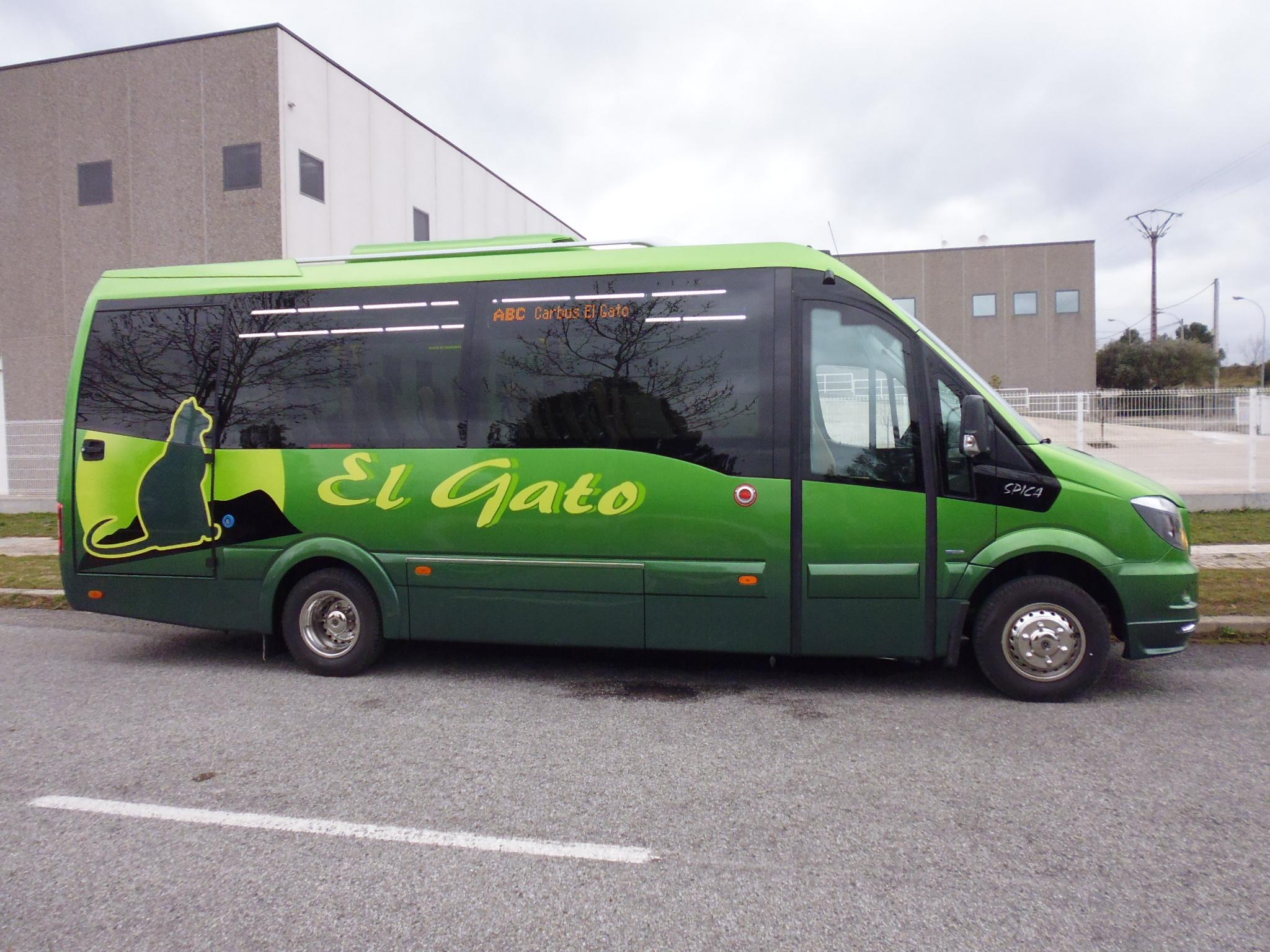 Microbús Spica PMR Car-bus.net