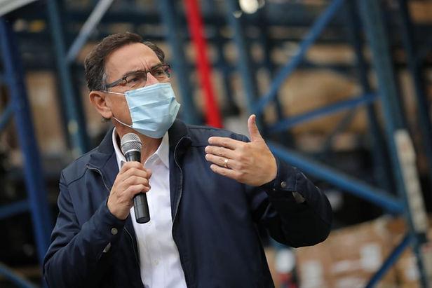 Presidente Vizcarra: Objetivo es tener 5,000 camas UCI para el Bicentenario