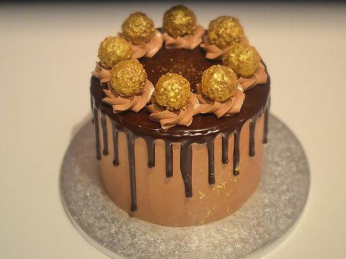 Ferrero Roche Drip Cake