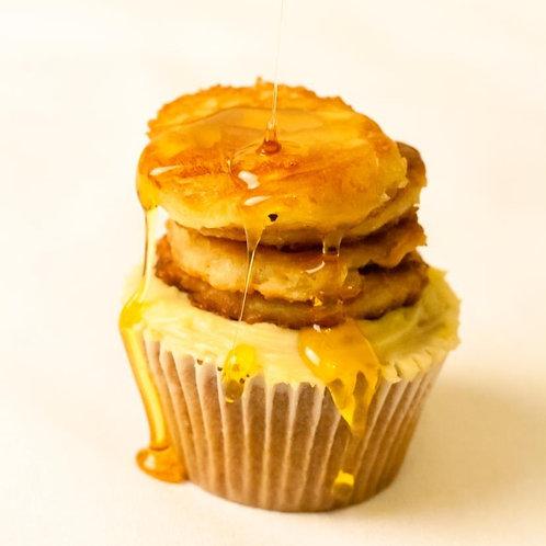 Pancake Cupcakes
