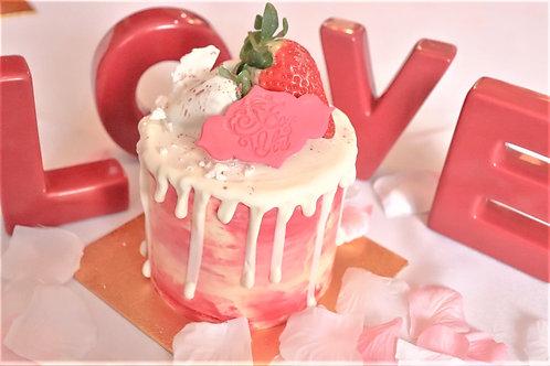 For You Alone Mini Drip Cake