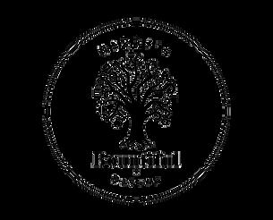 White circle black logo.png