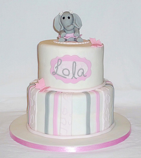 Lola's Elephant Cake