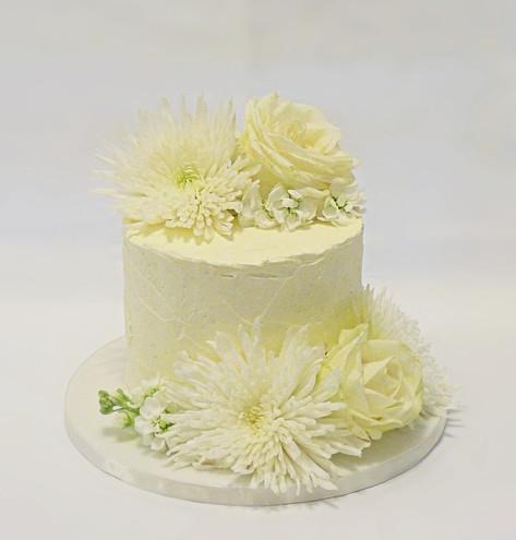 Royal inspired Wedding cake
