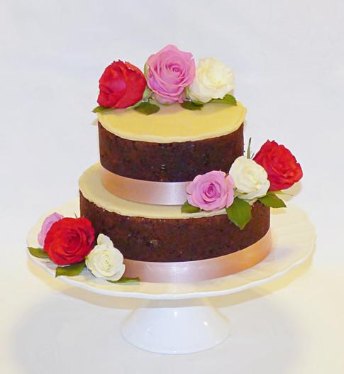Roza's fruit cake